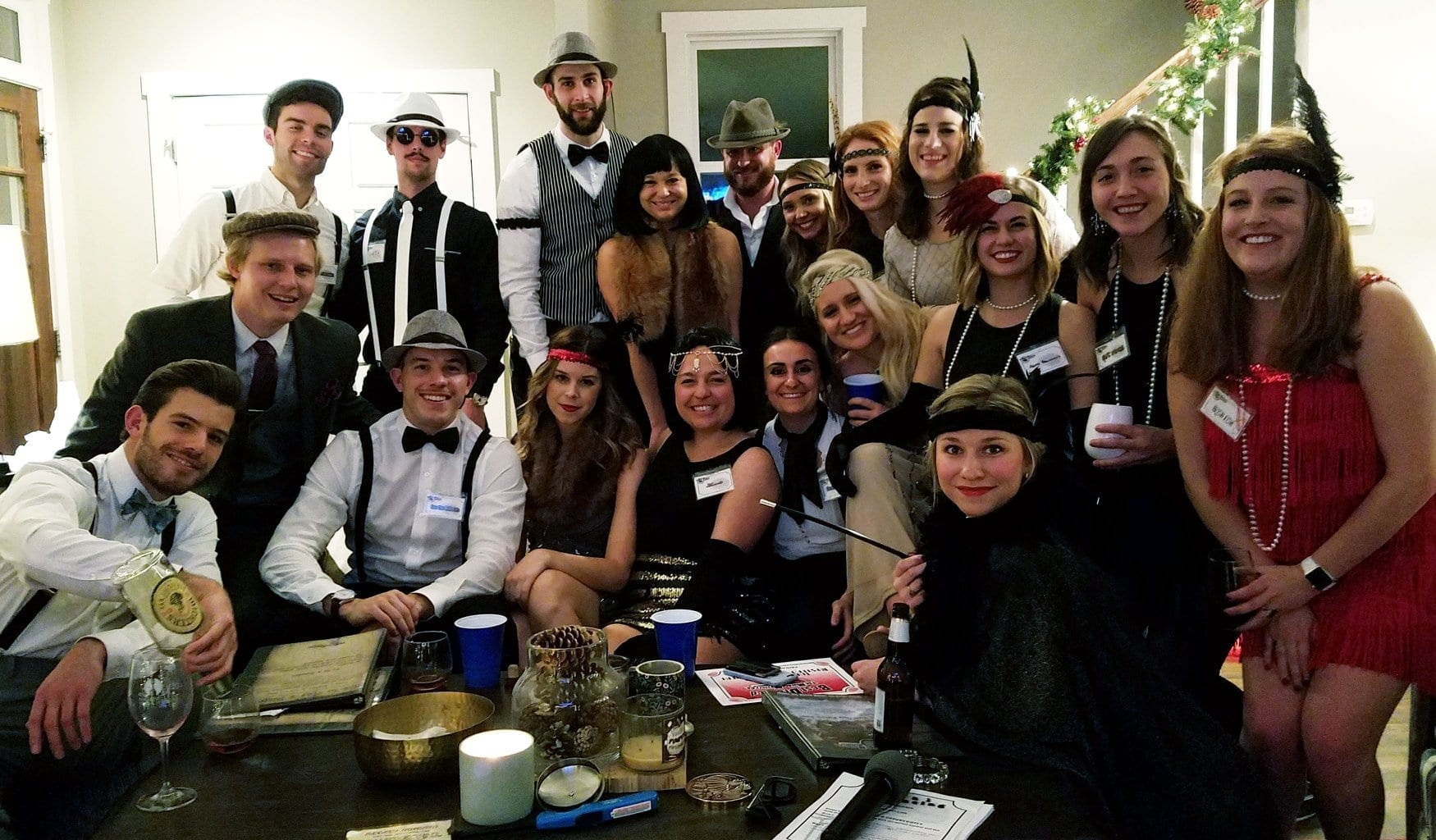 Check Out the 1920s Gatsby Murder Mystery Game
